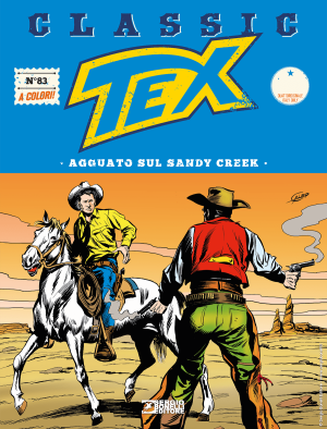 Agguato sul Sandy Creek - Tex Classci 83 cover