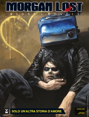 Solo un'altra storia d'amore - Morgan Lost Night Novels 07 cover
