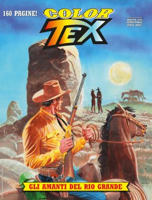 Gli amanti del Rio Grande - Tex Color 17 cover
