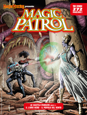 Magic Patrol 2 - Maxi Martin Mystère 13 cover