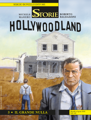 Hollywoodland 3 - Il grande nulla - Le Storie 95 cover