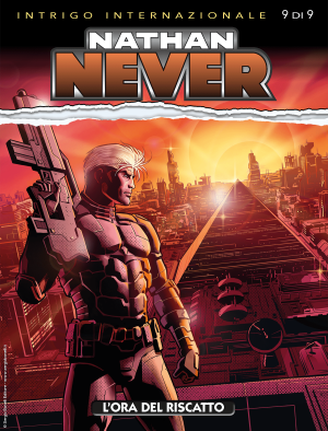 L'ora del riscatto - Nathan Never 351 cover