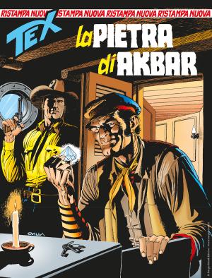 La pietra di Akbar - Tex Nuova Ristampa 461 cover