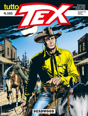 Deadwood - Tutto Tex 595 cover