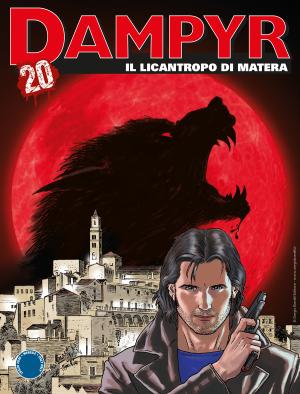 Il licantropo di Matera - Dampyr 248 cover