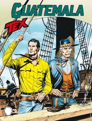 Guatemala - Tex 722 cover