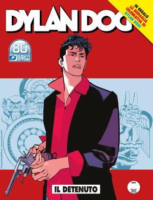 Il detenuto - Dylan Dog 416 cover