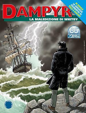 La maledizione di Whitby - Dampyr 254 cover