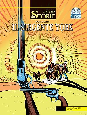 Il sergente York - Le Storie Cult 103 cover