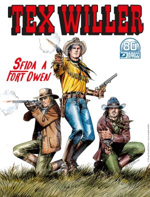Sfida a Fort Owen - Tex Willer 33