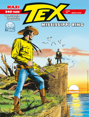 Mississippi Ring - Maxi Tex 29