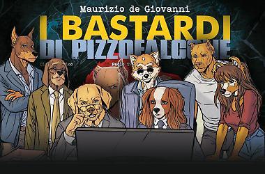 Gli adattamenti a fumetti di Maurizio de Giovanni