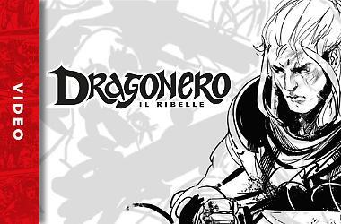 Lorenzo Nuti disegna Dragonero!