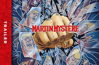 Gli incubi di Martin Mystère!