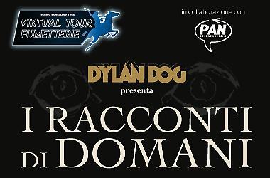 Dylan Dog si prepara al Virtual Tour Fumetterie!