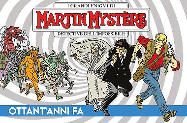 L'Audace Martin Mystère!