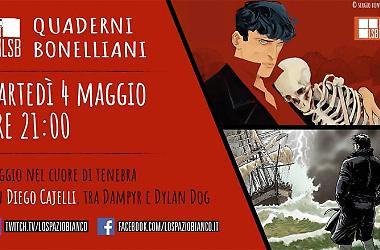 Lo Spazio Bianco intervista Diego Cajelli