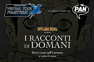 Dylan Dog al Virtual Tour!