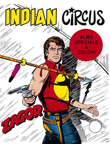 Indian circus (n.84) V--
