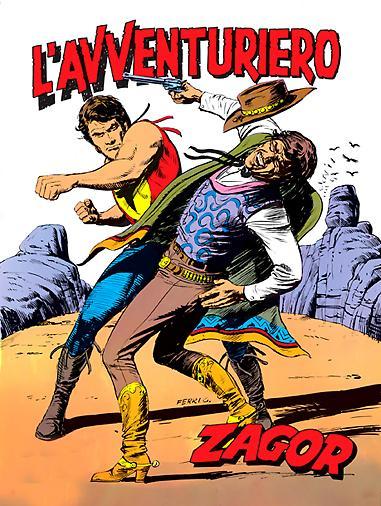 Zagor contro Supermike! (n.122/123/124/125) 3tqKZs--