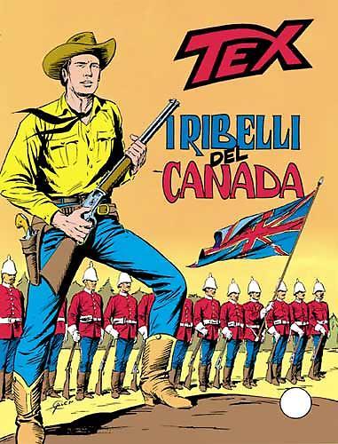 203/207] I Ribelli Del Canada - Le Storie dal 201 al 300 - TWF ...