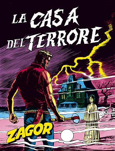 La casa del terrore (n.32/33/34) M--