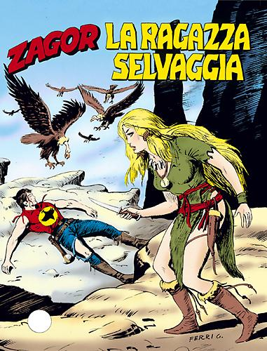 La ragazza selvaggia (n.384/385) HGH--