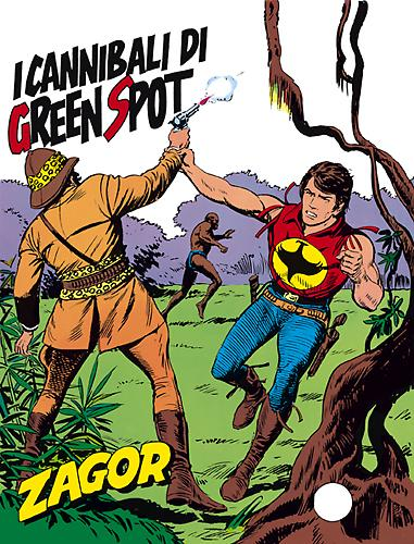 I cannibali di Green Spot (n.141/142/143/144) BMNWnOkLde7ELRDED--