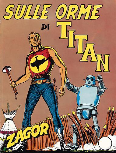 Sulle orme di Titan (n.11/12) J--