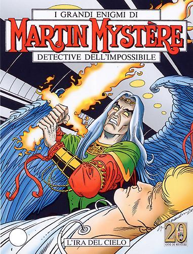 Martin Mystere N.245 - L'ira Del Cielo