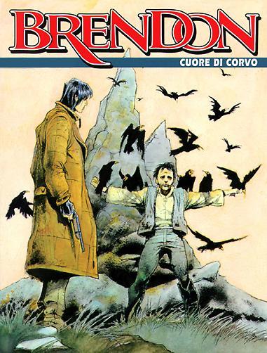 #24 Cuore di corvo - aprile 2002 C--