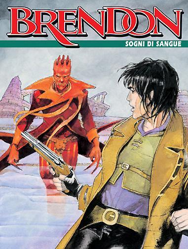 #20 Sogni di sangue - agosto 2001 V--