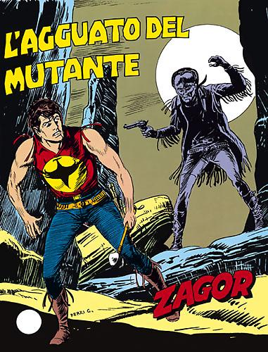L'agguato del mutante (n.217/218/219) MpNqR91--