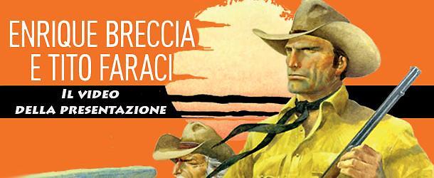 Il Texone di Breccia presentato a Milano!