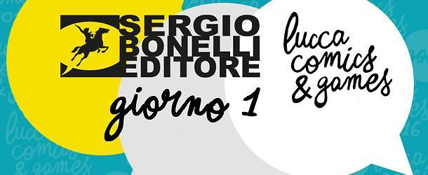 SBE a Lucca 2016 - Giorno 1