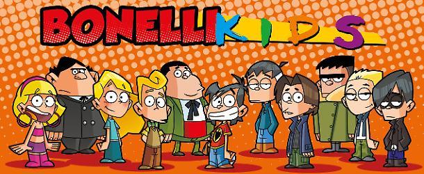 Bonelli Kids: la squadra è completa!