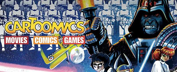 Cartoomics 2017: gli appuntamenti!