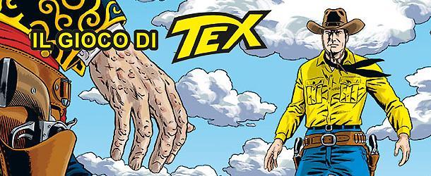 Il gioco da tavolo di Tex!