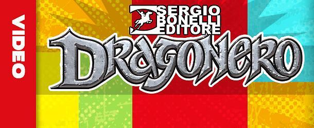 Dragonero a Cartoomics 2018!