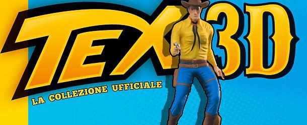 Tex: settant'anni... in 3D!