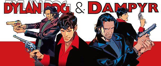 Dylan Dog & Dampyr: il libro