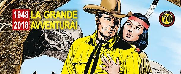 Il Tex Magazine dei 70 anni!