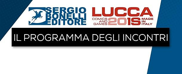 Tutti gli incontri di Lucca!