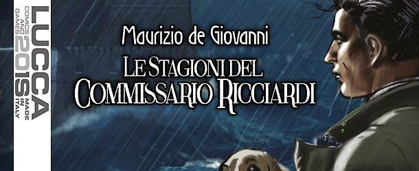 Il commissario Ricciardi a Lucca