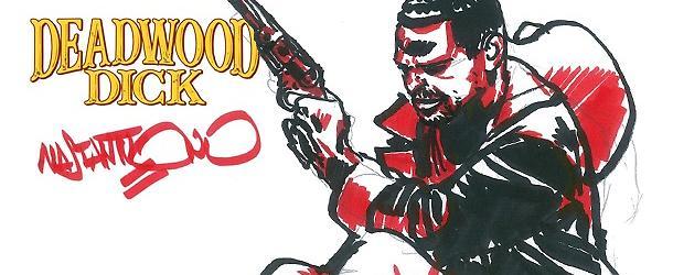 Mastantuono disegna Deadwood Dick!