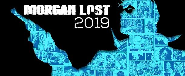 Morgan Lost 2019!
