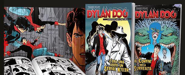 Dylan Dog in viaggio nella paura!