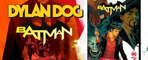 Dylan Dog/Batman in edicola!