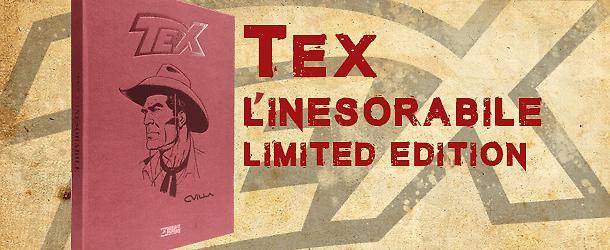 Il nuovo Texone Limited da giovedì 5!