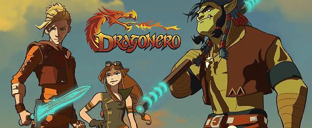 Rai Ragazzi e Sergio Bonelli Editore annunciano la produzione di Dragonero